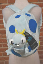 BLIZZARD WORLD OF WARCRAFT CUTE BUT DEADLY MURLOC EGG BACKPACK BLUE