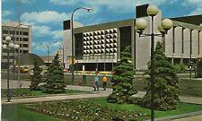Postcard  Canada Winnipeg , Museum of Man and nature Manitoba  Centinal Centre