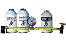 Enviro-Safe 1 Stop Leak & 2 R134a Replacement with Dye Kit with R134 Tap #RSG-4