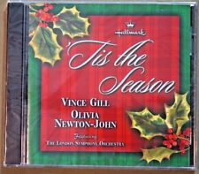 Tis The Season Christmas music CD Vince Gill Olivia Newton-John London Symphony