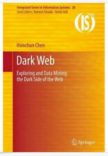 Dark Web by Hsinchun Chen Paperback Book (English) Free Shipping