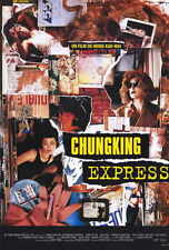 CHUNGKING EXPRESS Movie POSTER 27x40 Brigitte (Lin Chinag-hsia) Lin