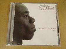 CD / ANDREW ROACHFORD - HEART OF THE MATTER - VOL. 1