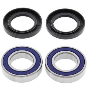 NEW ALL BALLS REAR WHEEL BEARINGS SEALS FOR 2014-2016 ARCTIC CAT 90 UTILITY 2X4