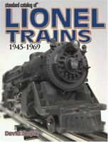 Standard Catalog Of Lionel Trains: 1945-1969 by Doyle, David (Paperback)