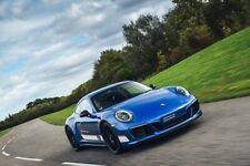 A3 PORSCHE 2017 911 CARRERA 4 GTS ADVERT POSTER BROCHURE PICTURE ART PRINT