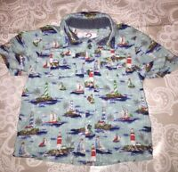 Boys Monsoon Shirt - Age 2-3 Years - In Excellent Condition
