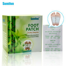 50pcs/Box Kinoki Detox Foot Patches Pad Body Toxins Adhesive Keeping Fit K02401
