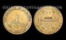 Jeton Touristique NOTRE DAME DE LA GARDE MARSEILLE N°1. 2000. Ref: 13MAR-ND1/00