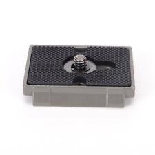 Kamerastativ Schnellwechselplatte QR für Manfrotto 200PL-14 496 486 804 RC2 STUE