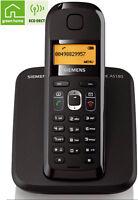 Siemen Gigaset AS180 analog ECO DECT schnurloses Telefon strahlungsarm (CLIP)
