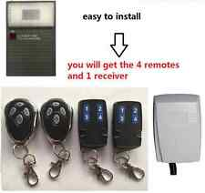 Gliderol Garage Door Remote Upgrade Kit For Glidermatic Deluxe Motors 4 remotes