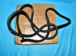🔥 NOS 82 90 CADILLAC CHEVY IMPALA BUICK LEFT FRONT DOOR WEATHERSTRIP GM 4-door
