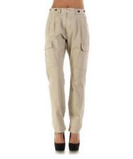 NEUF pantalon LEVI'S 40/42 W31L32 beige toile cargo léger jeans été salopette