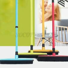 Miracle Rubber Broom Carpet Pet Dog Cat Hair Sweeper Squeegee Removal  * x