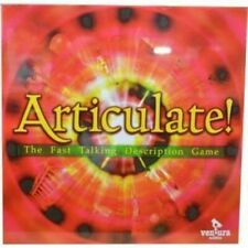 2002 Articulate The Fast Talking Description VENTURA Board Game