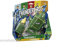 New Official Thunderbirds Are Go 90293 Thunderbird 2 With Mini Thunderbird 4