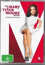 The Mary Tyler Moore Show : Season 3 (DVD, 2015, 3-Disc Set)New Region 4