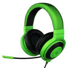 Razer Kraken Green Tournament Edition THX Gaming Headset for PC/Xbox/PS4/Switch