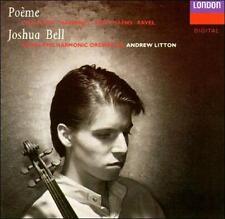 JOSHUA BELL - POEME - LONDON DIGITAL-433 519-2
