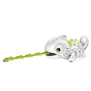 Electronic Remote Control Chameleon with LED illuminated Body Kids Robot Toys