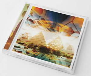 Ishq - Yuvu CD Virtual records Limited Edition New Sealed Ambient Rare