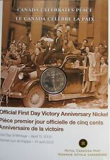2005 Official 1st Day Victory Anniversary Mint Set Original Packing (M-65)
