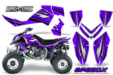 POLARIS OUTLAW 450 500 525 2006-2008 GRAPHICS KIT CREATORX DECALS SPEEDX BPR
