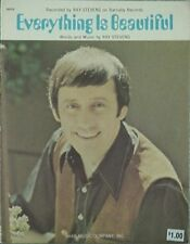 RAY STEVENS SHEET MUSIC, 1970 (EVERYTHING IS BEAUTIFUL
