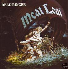 MEAT LOAF - DEAD RINGER CD ( MEATLOAF ) 80's POP / ROCK *NEW*