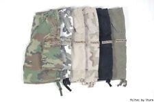 US ARMY M65 shorts noir prélavée PARACHUTISTE américaine taille XXL
