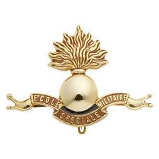 Insigne de béret  École Spéciale Militaire de Saint-Cyr (ESM Saint-Cyr)