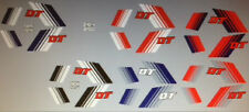 YAMAHA DT125 DT175 DT125MX DT175MX PAINTWORK DECAL SET 2