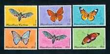 TOGO - FAUNE Insectes  Papillons - 1970