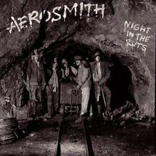 AEROSMITH CD - NIGHT IN THE RUTS (2008) - NEW UNOPENED - ROCK METAL