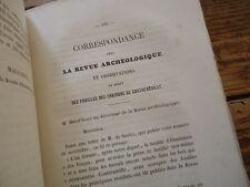 LORRAINE ANNALES SOC EMUL VOSGES 1862 JEANNE D ARC FOUILLES CONTREXEVILLE CHATEL