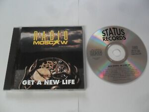 Radio Moscow - Get A New Life (CD 1992) Hard Rock / France Pressing
