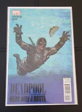 Deadpool merc With A Mouth #12 Marvel  2010 (NM-/NM)
