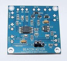 IAMBIC CW Memory Key & VHF HF Beacon Keyer KIT Morse Code ham radio