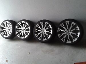 19 Zoll Alufelgen Proline 8,5J  H2  / Gutachten BMW E39 5, M5, 6, 7 und 8