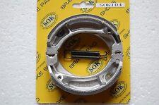 REAR BRAKE SHOES+Springs HONDA MBX 50 80, 1980-1986 MBX50, 1982-1986 MBX80