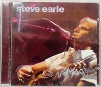 Steve Earle - Live At Montreux 2005 (CD 2006)