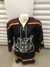 Chicago Wolves AHL Reebook CCM XL Hockey Jersey