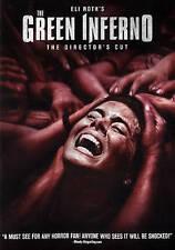 The Green Inferno DVD, Sky Ferreira, Kirby Bliss Blanton, Daryl Sabara, Ariel Le