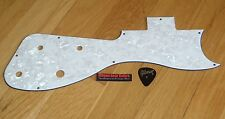 Gibson SG Fusion Pickguard 2 Ply Pearl Genuine Guitar Parts Custom Shop Project