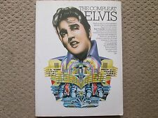 The Compleat Elvis. (Piano Vocal Guitar) Paperback Song Book by Ray Connolly