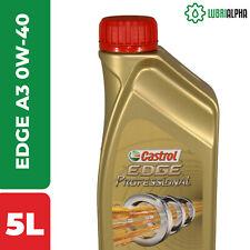 Olio Motore Castrol EDGE Professional A3 0W40 TITANIUM FST 5 Litri