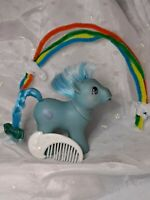 VINTAGE MY LITTLE PONY G1 with Accessories BABY LUCKY MAIL ORDER