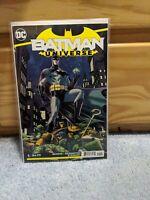 Batman universe Issue 1