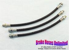 BRAKE HOSE SET Chrysler 300F, 300G - 1960 1961